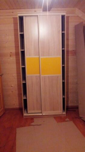 Шкаф-купе 1.0м. Рамир-2 цена: 17000 руб.