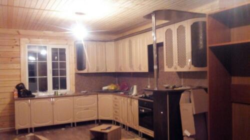 Кухня Люкс-3 2.6*3.0м МДФ цена: 85500 руб.