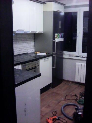 Кухня Ника 1.4*2.0м. МДФ цена: 54500 руб.